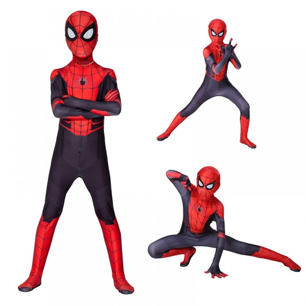 Far From Home Spiderman Kostüm Kinder